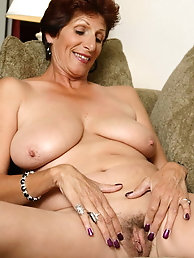 Granny cougars naked