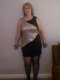 Karen lovely ew dress for evening out