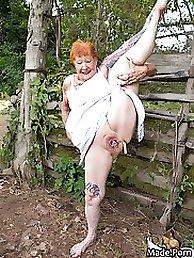 Old Granny Nude Pics